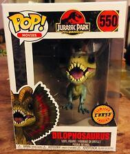 Dilophosaurus CHASE funko pop unopened #550