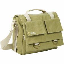 National Geographic NG 2476 Medium Messenger Bag (Khaki). EU Seller!