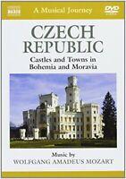 MOZART:CZECH REP/CASTLES [DVD]