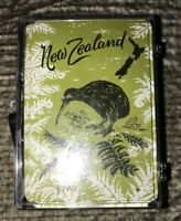 Vintage Croxley Playing Cards of New Zealand (52 B&W Photos)
