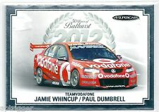 2013 V8 Supercars 50 Years of Bathurst 2012 WHINCUP / DUMBRELL Holden