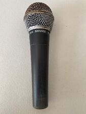 New ListingShure Sm58 pro vocal microphone No Cord Free Shipping