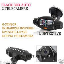 Telecamera per auto doppia telecamera full hd auto in sosta infrarossi dvr