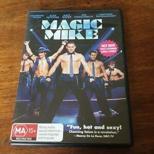 Magic Mike DVD R4 Like New! FREE POST