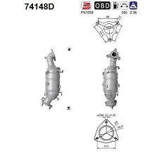 Silenciador medio Amortiguador Medium silencer para el escape nissan PATHFINDER III