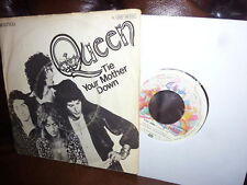 Queen Tie Your Mother Down  You And I  1976  very rar