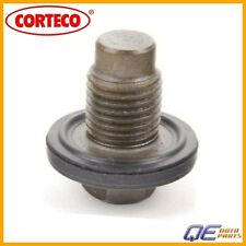 Engine Oil Drain Plug with Seal Ring (14 X 1.5 mm) Corteco Fits: Mini Cooper