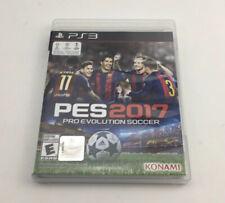 Pro Evolution Soccer PES 2017 PS3 PlayStation 3