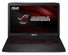 "Asus G751JY-QH72-CB 17.3"" Laptop Intel i7-4710HQ 2.5GHz 24GB 1TB+256GB SSD W8"
