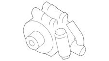 Genuine Ford Power Steering Pump 7L3Z-3A674-BRM