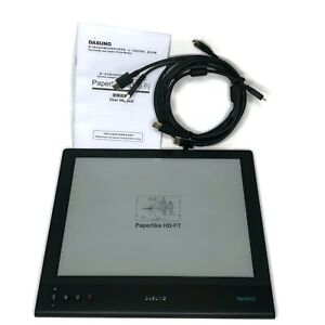 "DASUNG 13.3"" E-ink Monitor Paperlike HD-FT Front Light & Touch (no stand)"