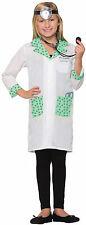 Kids Dr. Wellpet Veterinarian Lab Coat Vet Animal Doctor Coat Child One Size