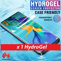 Gorilla 3D Hydrogel Protective Film Screen Protector For Huawei P30,P30Pro,Lite