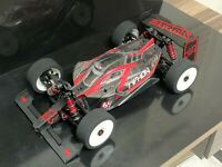 Arrma Typhon F1 Front Wing and Rear Wing Black Edition