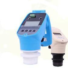 4 20ma Integrated Ultrasonic Level Meter Ultrasonic Water Level Gaugedc24v