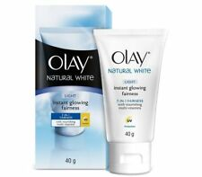 Olay Natural White 7 in 1 Instant Glowing Fairness Cream 40gm