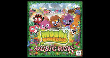 MOSHI MONSTERS Music Rox! CD NEW & Sealed