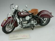 Franklin Mint 1/10 Indian 442 Motorcycle 1942 Motorrad ohne Box 112915