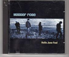 (HJ967) Madder Rose, Hello June Fool - 1999 CD