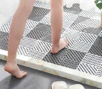 Bathroom Shower Anti Slip Carpet Coasters Storage Pads Kitchen Floor Carpets Mat