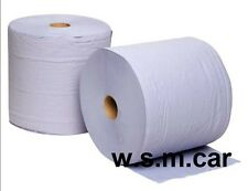 Blue Centre feed 2Ply Blue Roll Large 280mm - 350mts DHL post LARGE