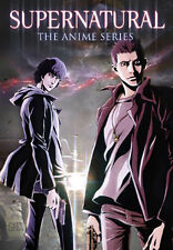 SUPERNATURAL ANIME - DVD - REGION 2 UK