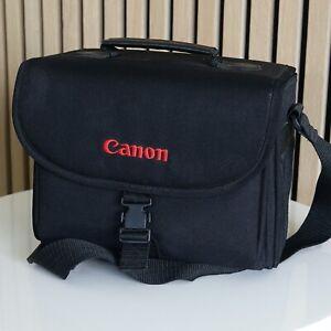Fantastic Genuine DSLR CANON Camera Shoulder Bag