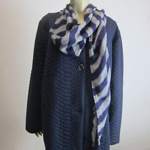 SPORTSCRAFT Pure Wool Scarf Purple & Grey- BUY Any 5 Items = Free Post