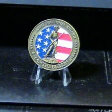 Challenge Coin: Army National Guard Victory