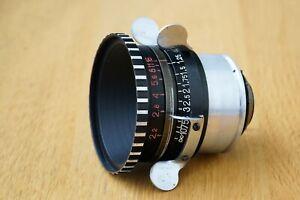 LOMO OKC8-35-1 35mm f/2 №770057 CINE OCT-18