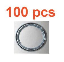 (100) Marli 16 mm Oil Drain Plug Gasket Steel Foldover RPL Subaru 11026-61000
