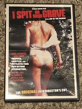 I Spit on Your Grave - The Original 1978 Director's Cut (DVD, 2011)