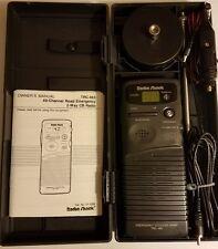 Radio Shack 2 WAY CB RADIO & ANTENNA 40 Channel Emergency Citizens Band TRC-463
