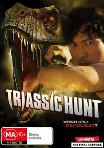 TRIASSIC HUNT (2020) [NEW DVD]