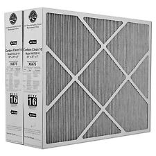 "Lennox X6675 Carbon Clean 16 Merv 16 Filter 20"" x 25"" x 5"" (2 Pack)"