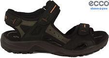 ECCO Schuhe OFFROAD YUCATAN SANDAL Trekking Sandalen schwarz NEU Wanderschuhe