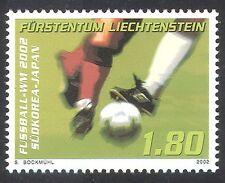 Liechtenstein 2002 Football/WC/World Cup/Sports/Games/Soccer 1v (s230)