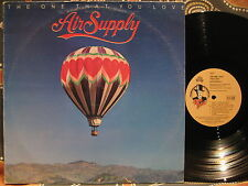 AIR SUPPLY Now & Forever - 1982 Oz Pop/Rock LP ~ Leon Berger, Hot City Bump Band