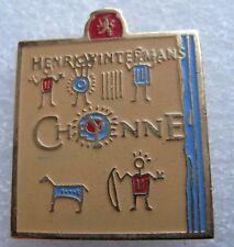 Pin's Henri Wintermans Les cigars CHEYENNE #1123