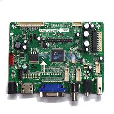 A.VST59.01B LCD Controller Driver Board TSUMV59XU-Z1 HDMI+VGA+AV+USB+Audio V59