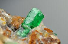 160 CRT  Panjsher Emerald full Terminated Crystal on Matrix@Afghan