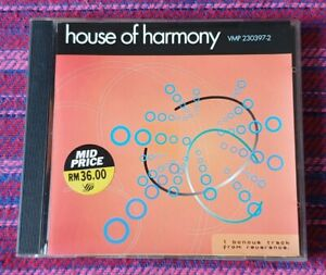 Various Artist ~ House Of Harmony ( VSP ) ( Malaysia Press ) Cd
