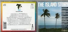 CD 20 T   THE ISLAND STORY / U2 / CAT STEVENS ...   DE 1987 TRES BON ETAT