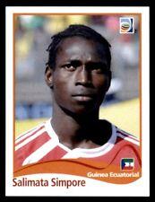 Panini Women's World Cup 2011 - Salimata Simpore Equatorial Guinea No. 326