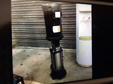 Grundfos Booster Pump DR5-10 (3HP 30GPM  350psi)