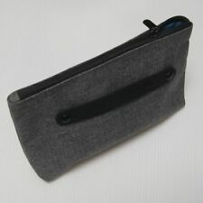 Swiss Airline First Business Class Victorinox Grey Color Amenity Amenities Bag