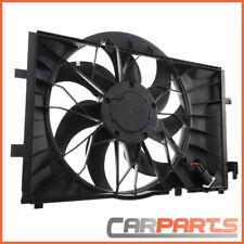 Ventilador Enfriador Para Mercedes-benz CLK W203 S203 CL203A / C209 2035001693