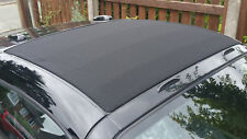 Black Smart Roadster Roof (Soft top) Re-trimmed - outright sale