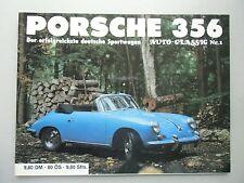 Auto-Classic 1 Der erfolgreichste deutsche Sportwagen Porsche 356