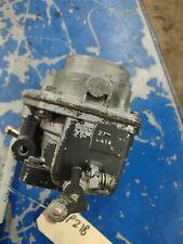 OEM Nikki John Deere 318 316 Onan 420 P218 P220 Carb, Carburetor
